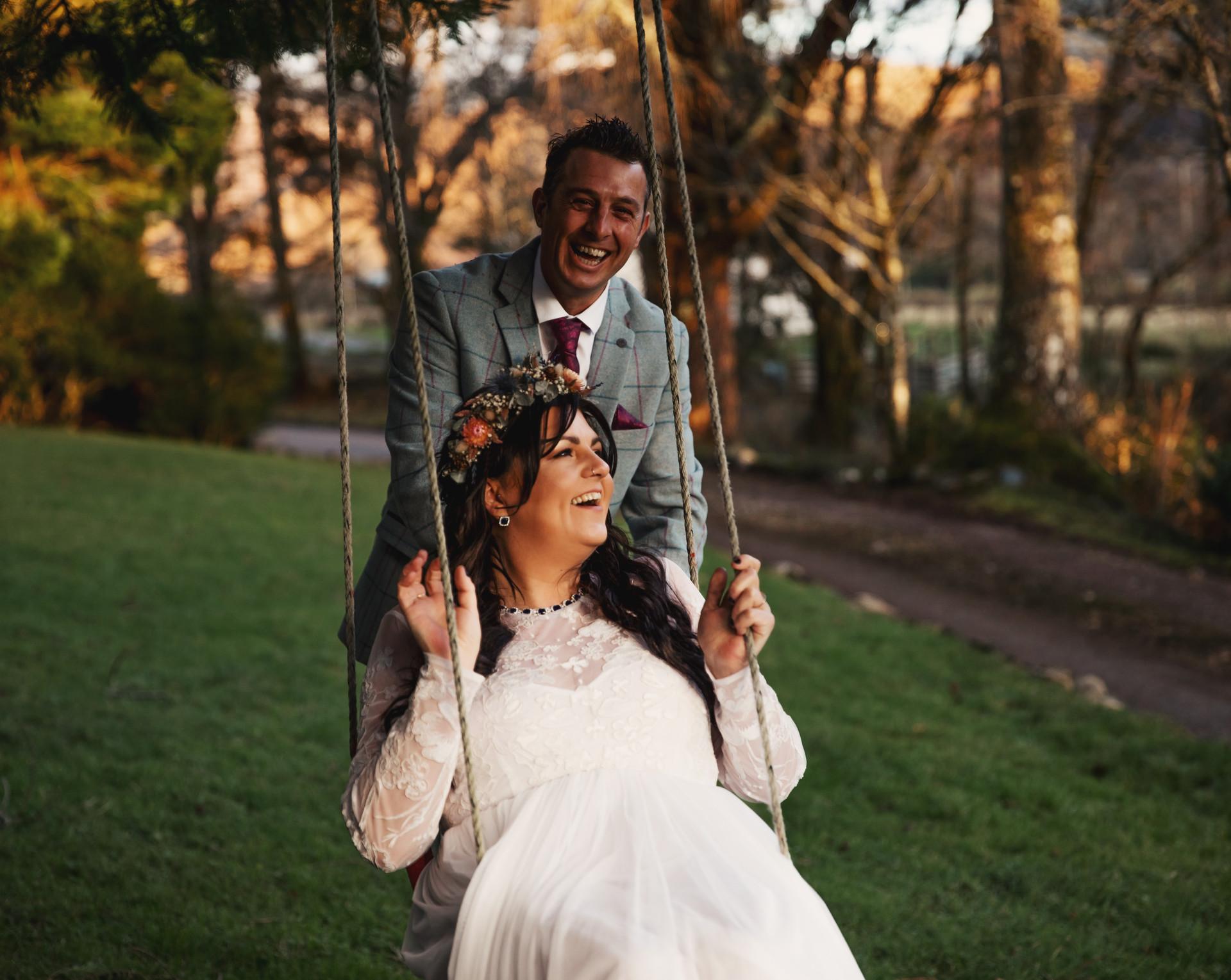 Katie & Richard's elopement in Scotland - Eilidh Cameron Photography