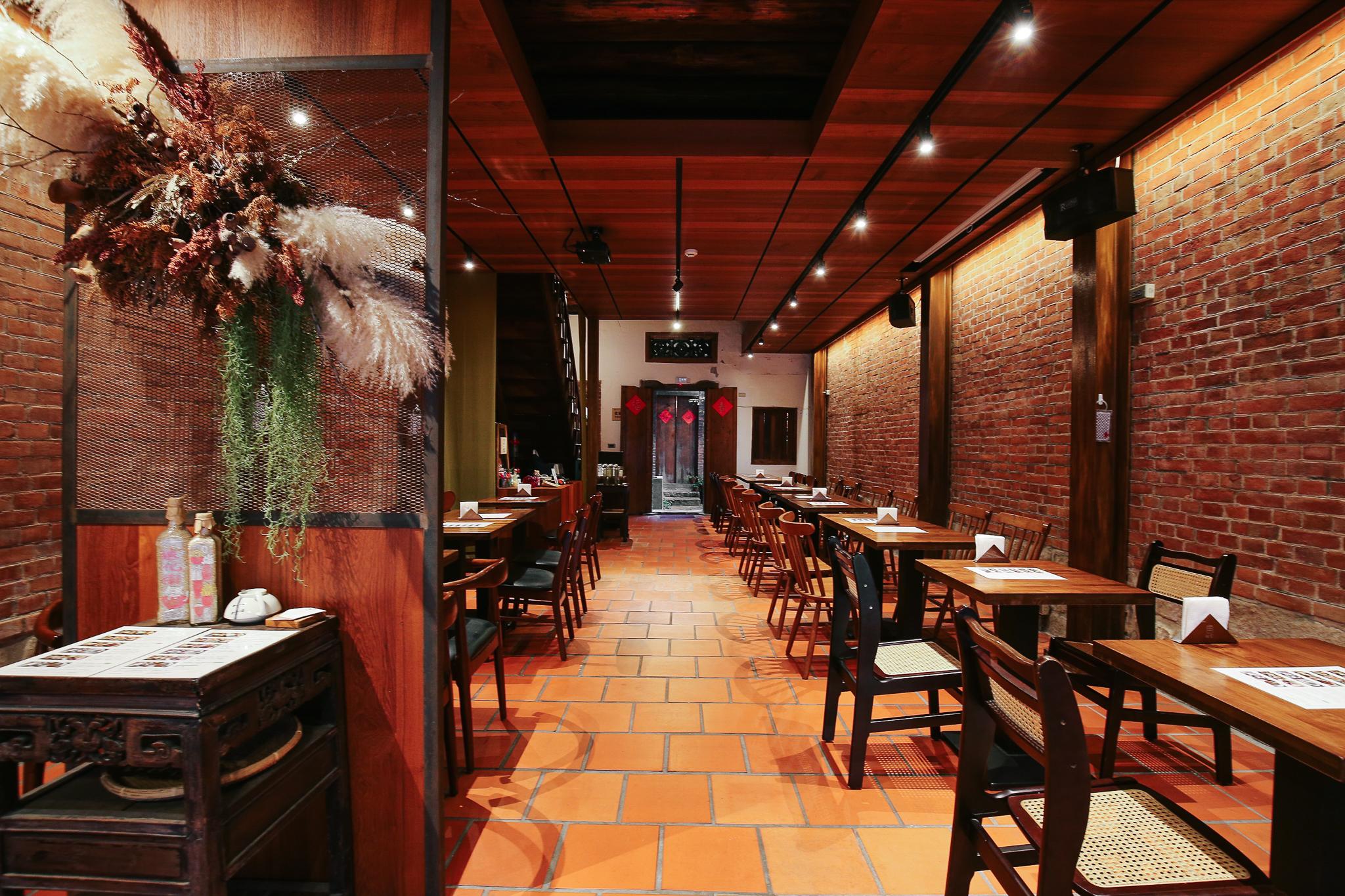 葉守倫、現碾米、大稻埕餐廳、大橋頭捷運站、迪化街餐廳