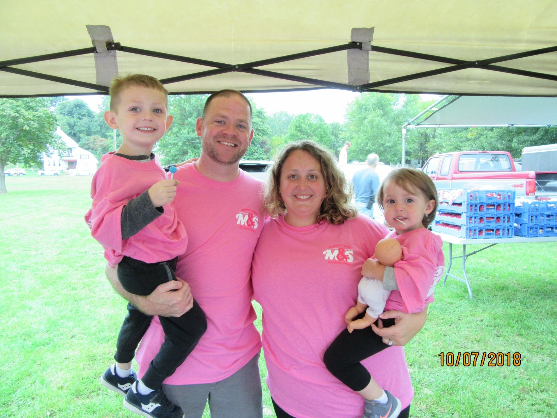 Mechanicville Breast Cancer Walk