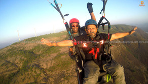 Ever thought of flying! Freak-out at least once in your lifetime .