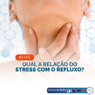 Você sabia que o estresse pode agravar os sintomas do refluxo?