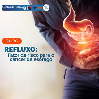 Entenda como o refluxo crônico pode evoluir para um câncer do esôfago