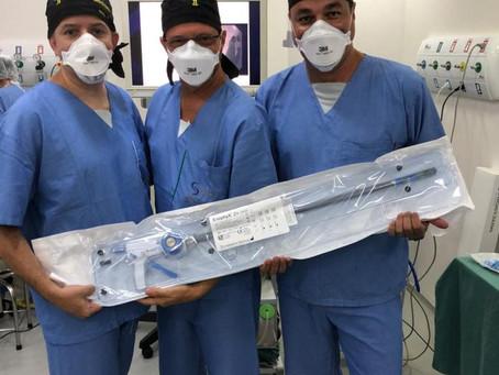Médicos brasileiros realizam pela 1a vez na América Latina procedimento endoscópico para tratar DRGE