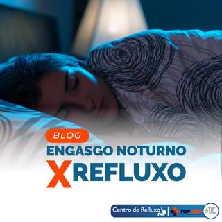 Episódios de engasgos noturnos podem acometer quem possui refluxo