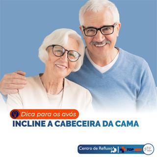 Refluxo em idosos merece atenção especial