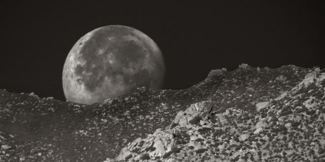 Borrego Moon