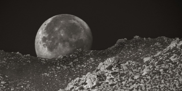 Borrego Moon
