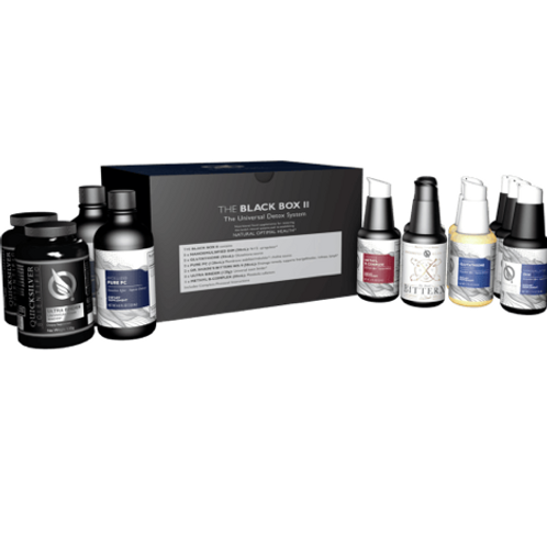 Members Black Box Universal Detox Kit