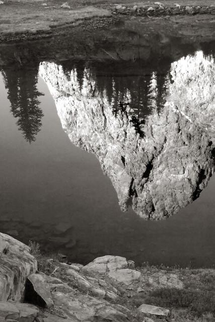 Minaret Reflection