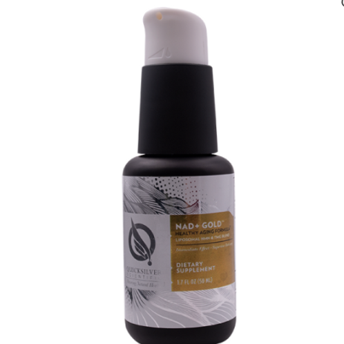 NAD Gold+  (50ml)  Liposomal Delivery