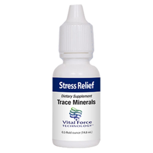 Members Stress Relief Drops  1 oz bottle