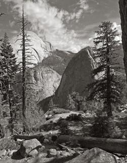 Lower Little Yosemite Valley