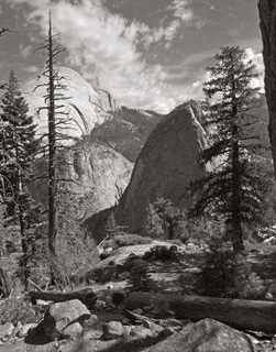 Lower Little Yosemite Valley
