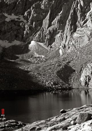 High Sierra Lake