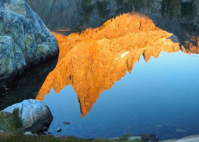 Mineret Lake at Dawn