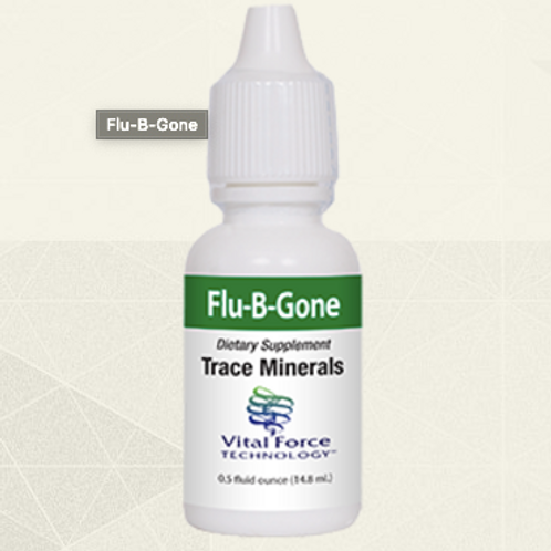 Flu-B-Gone drops