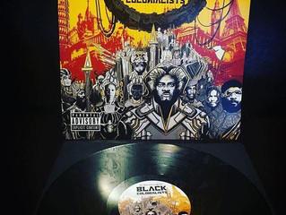 Black Colonialists Album Vinyl Version Release