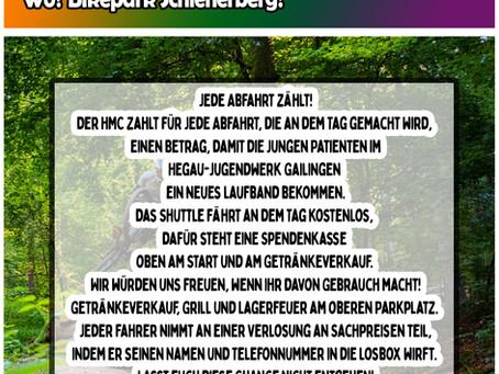 SHREDDEN FÜR´S LAUFBAND!