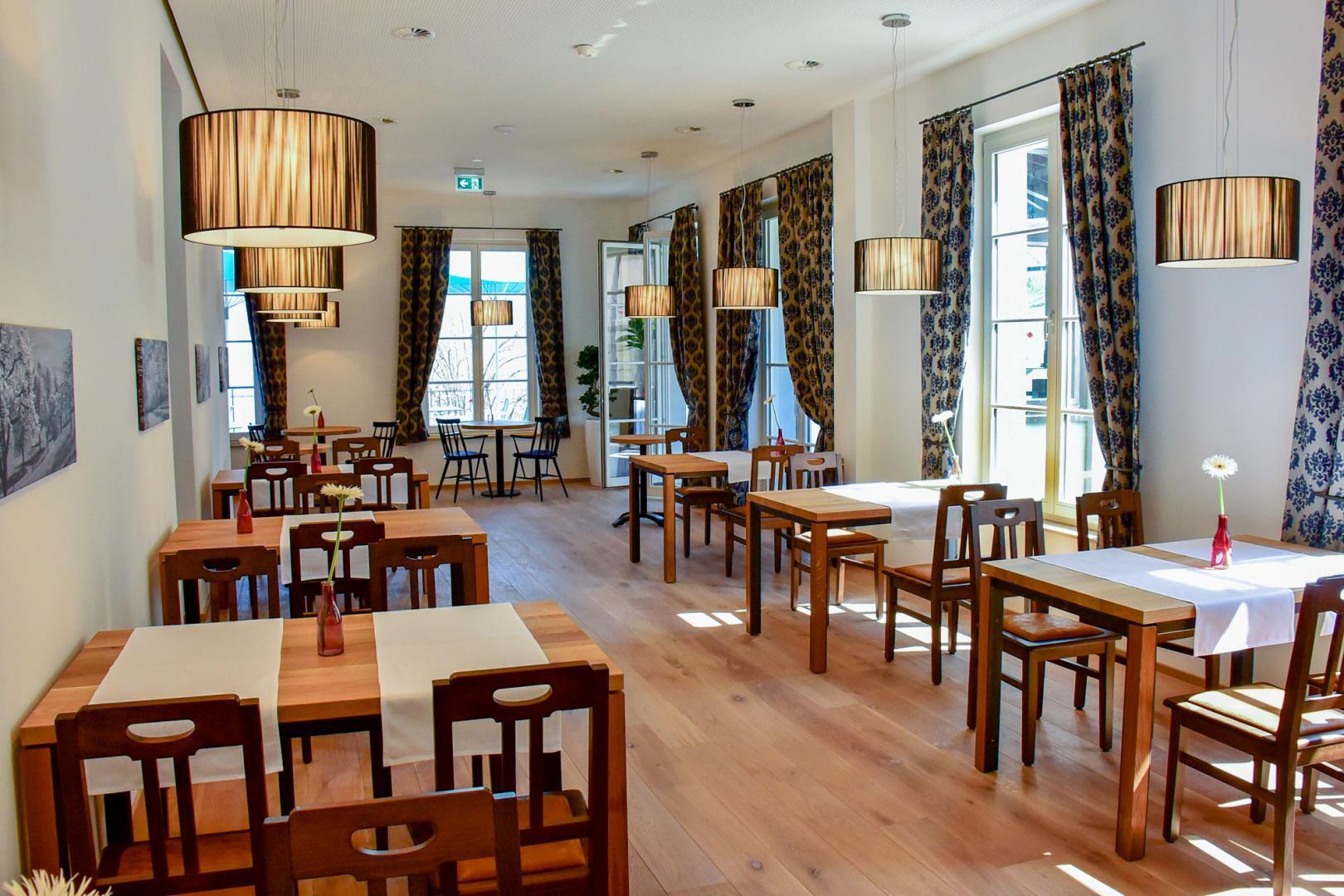 Gestaltung Restaurant Villa Linde