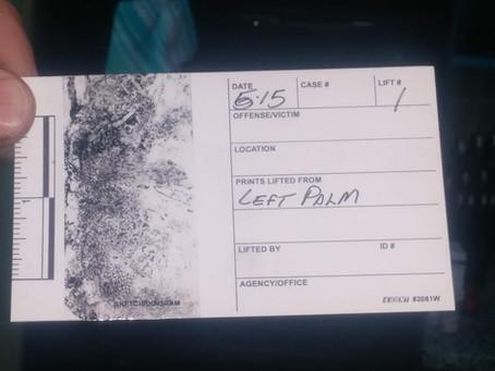 The Sni-a-Bar Handprint