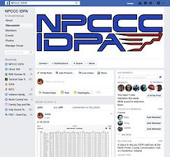 NPCCC IDPA Facebook