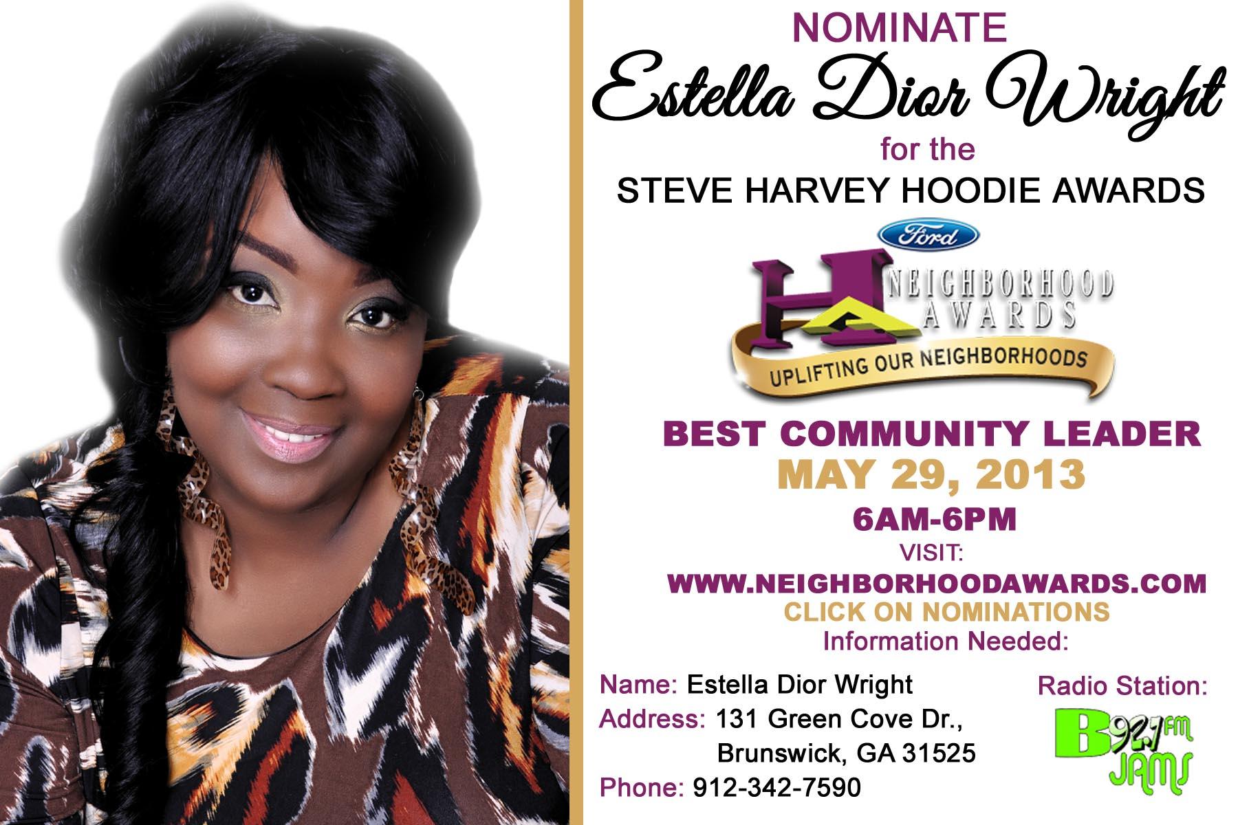 Steve Harvey Hoodie Awards