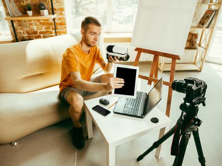 Concretize mais vendas divulgando vídeos de produto - Produtora de vídeo Recstory