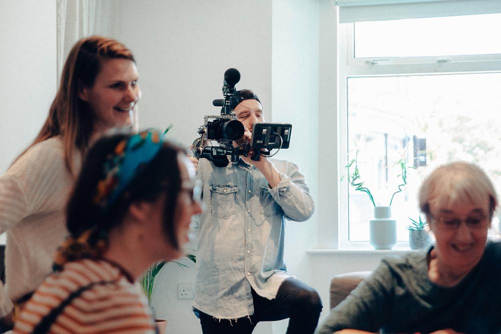 Produção de vídeos para empresas