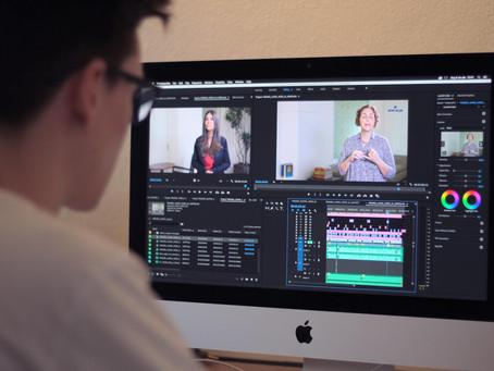 O que você precisa saber sobre pós-produção de vídeo - Produtora de vídeo Recstory