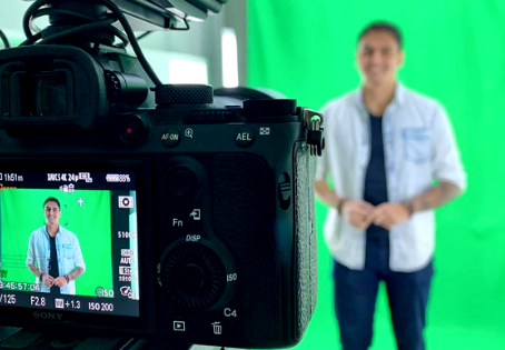 Por que investir em locação de estúdio para gravações? - Produtora de vídeo Recstory