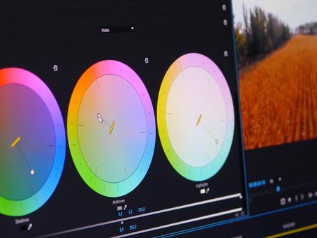 Importância da correção de cor para vídeos - Produtora de vídeo Recstory