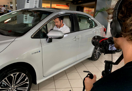 Test Drive do Novo Toyota Corolla na CarHouse de Porto Alegre - Recstory