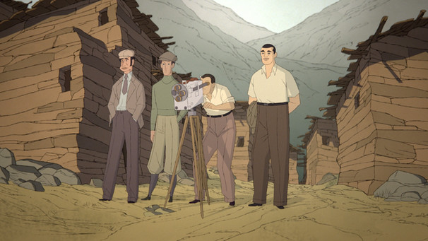 BUÑUEL E O LABIRINTO DAS TARTARUGAS BUÑUEL AND THE LABYRINTH OF THE TURTLES Serviços | Longa Services | Feature Film