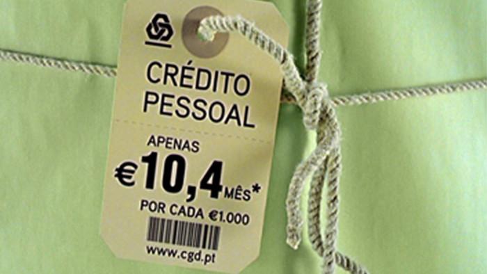 CGD | CRÉDITO PESSOAL CGD | PERSONAL CREDIT Publicidade Advertising