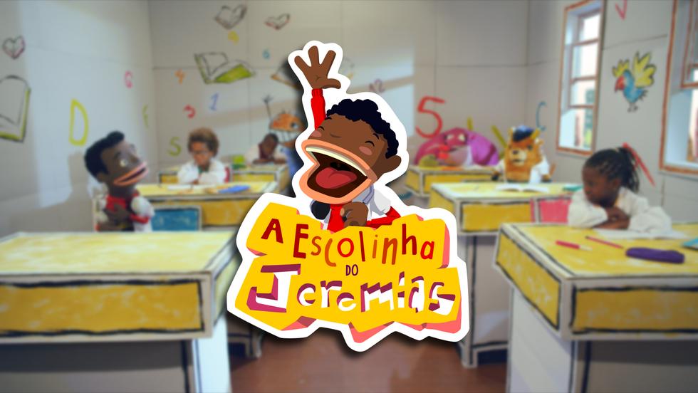 A ESCOLINHA DO JEREMIAS JEREMIAS'S SCHOOL Curta-Metragem   Short Film