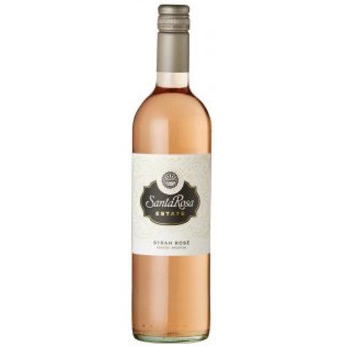 Vino Rosado Santa Rosa Syrah 750 Ml