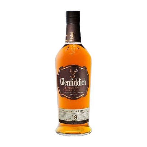 Whiskey Glenfiddich 18 años 750 Ml