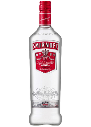 Vodka Smirnoff No. 21 700 Ml
