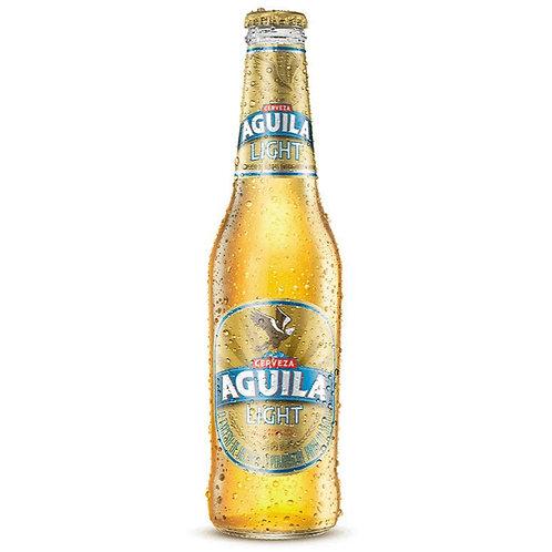 Cerveza Aguia Light 330 Ml