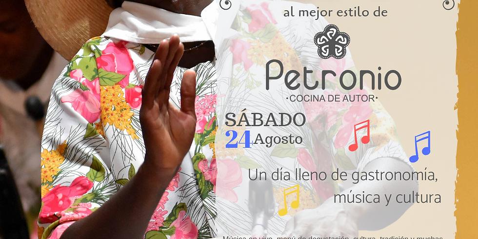 El Petronio Alvarez al estilo de Petronio Bogotá