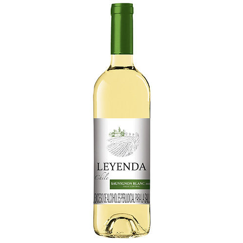 Vino Blanco Leyenda Sauvignon Blanc 750 Ml