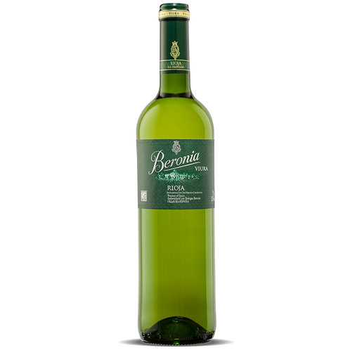 Vino Blanco Beronia Viura 750 Ml