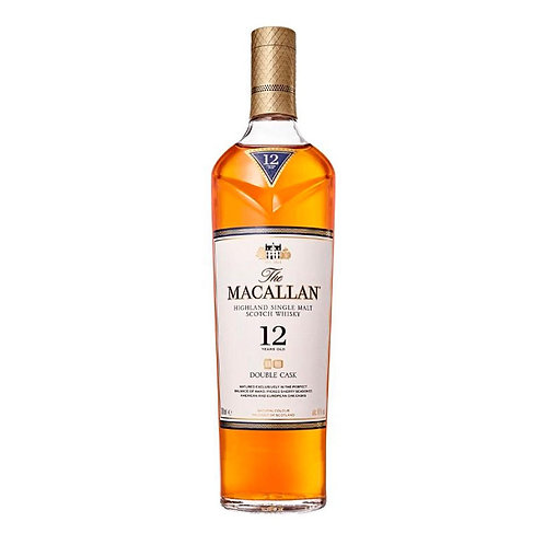 Whiskey Macallan 12 años 700 Ml