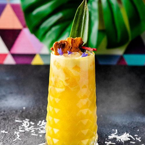 Gaseosa Artesanal de Piña y Coco