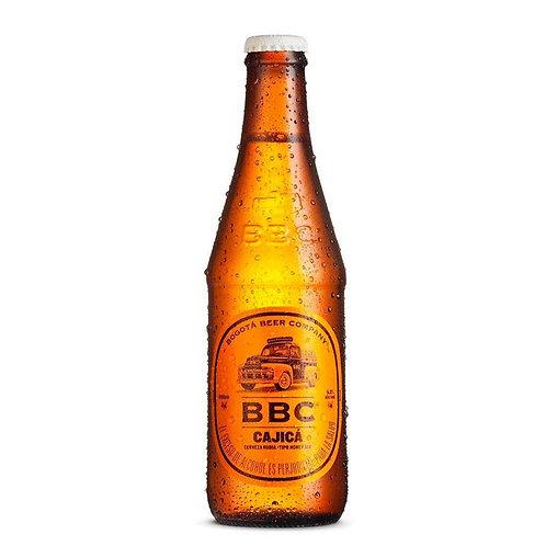 Cerveza BBC Cajicá Miel 330 Ml