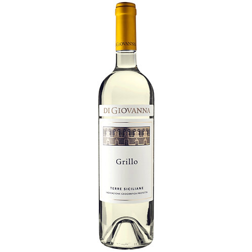 Vino Blanco Di Giovanna Grillo 750 Ml