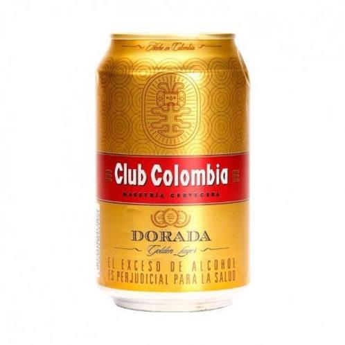 Club Colombia Dorada 355 Ml