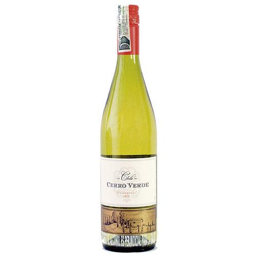 Vino Blanco Cerro Verde Chardonnay 750 Ml