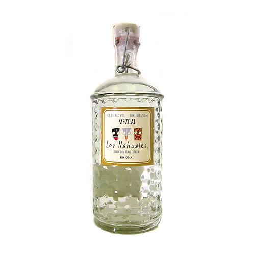 Tequila Los Nahuales Joven 700 Ml