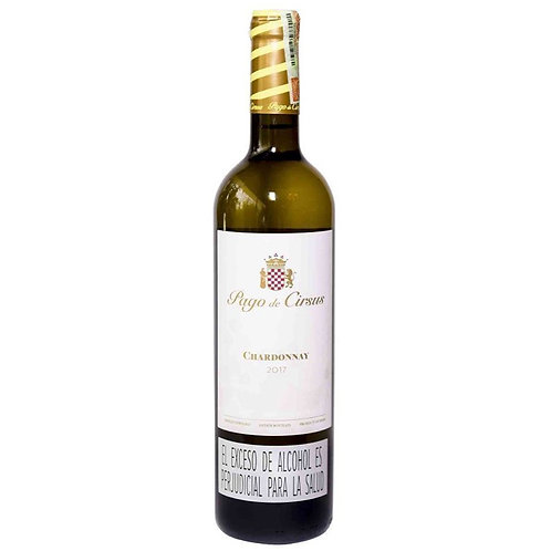 Vino Blanco Pago de Cirsus Chardonnay 750 Ml